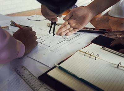 Podpora pre projektantov
